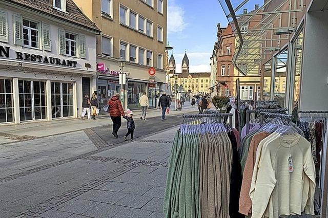 Arbeiten in der Steinstraße