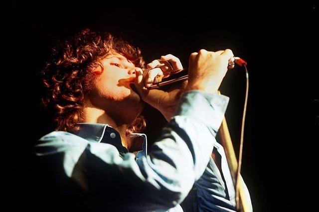 Dämonischer Adonis: Vor 50 Jahren starb Jim Morrison