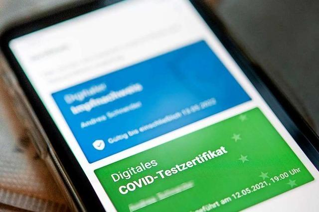 Das Impf-Zertifikat in der Corona-App ist nur vermeintlich manipulierbar
