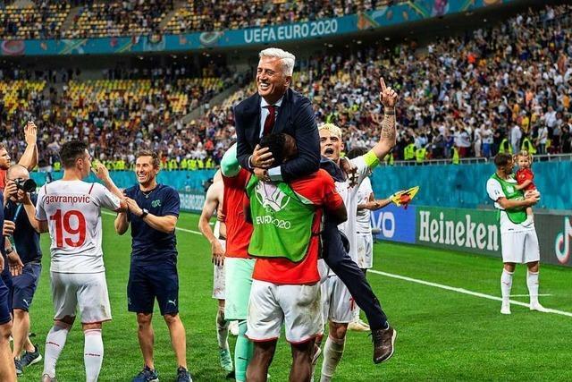Das Erfolgsgeheimnis des Schweizer Trainers Vladimir Petkovic