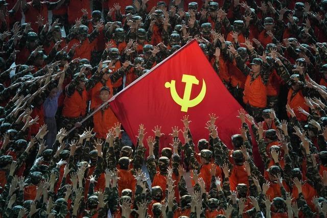 Chinas Xi warnt das Ausland