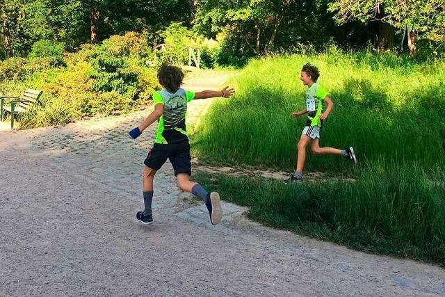 Rennen für den Regenwald bringt in Freiburg gut 10.000 Euro ein