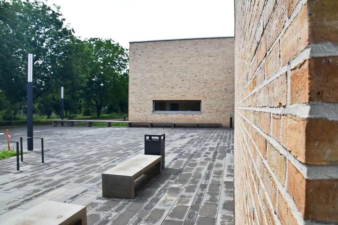 Der Rathausplatz    Foto: Sophia Hesser