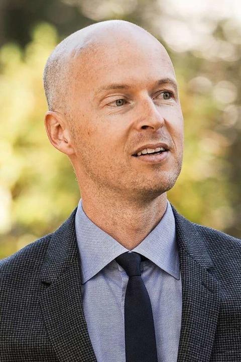 Geschäftsführer Tim Göbel  | Foto: Arno Dietsche