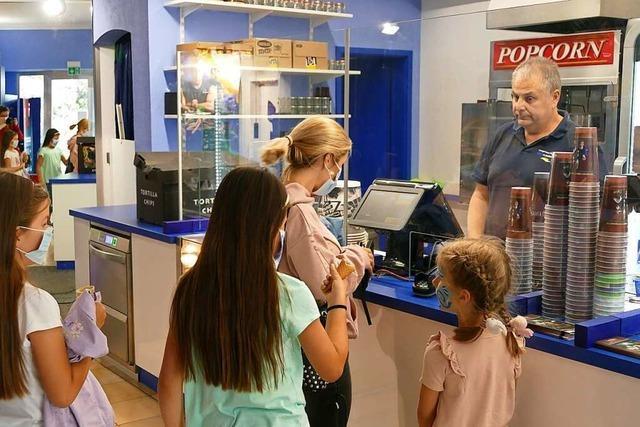Kinos im Kreis Lörrach sind am ersten Öffnungstag gut besucht