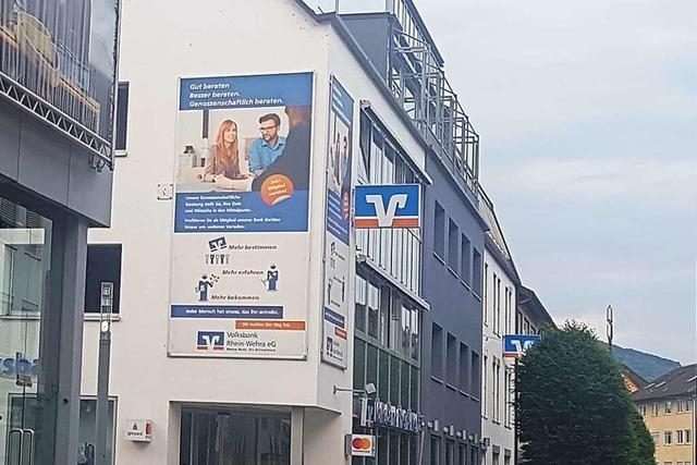 Die Volksbank in Bad Säckingen vergrößert ihr Eigenkapital