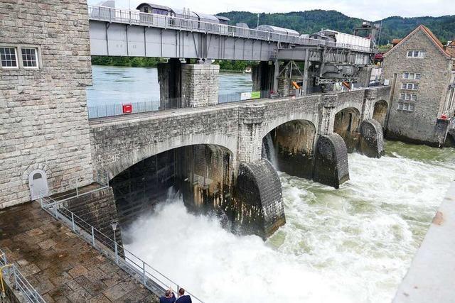 Wehrübergang in Laufenburg wird ganzjährig geöffnet