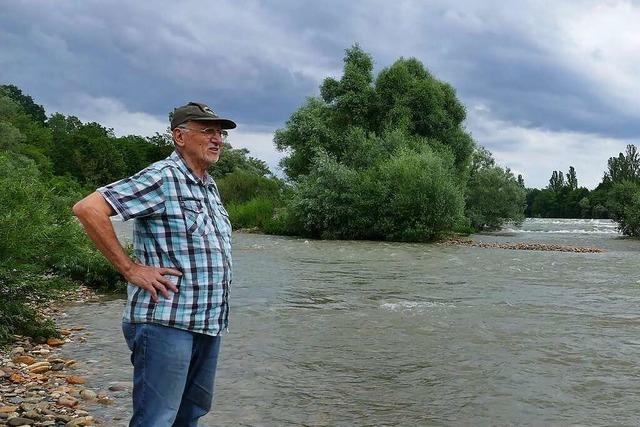 Plötzlich schwimmt da kein Aal mehr – die Artenvielfalt im Rhein ist längst dahin