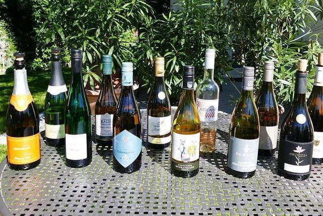 Die BZ lädt zur Online-Wein-Fass-Bar mit zwölf Weinen vom Kaiserstuhl