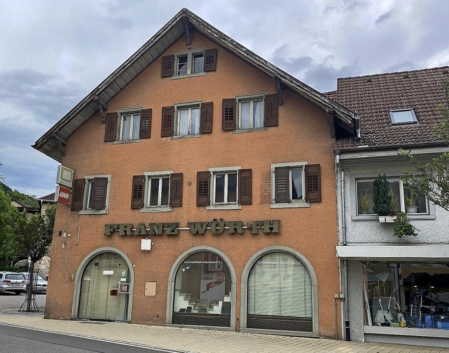 Der geplante Neubau der Sparkasse Bonn...ibliothek ein neuer Standort gesucht.   | Foto: Sandra Holzwarth