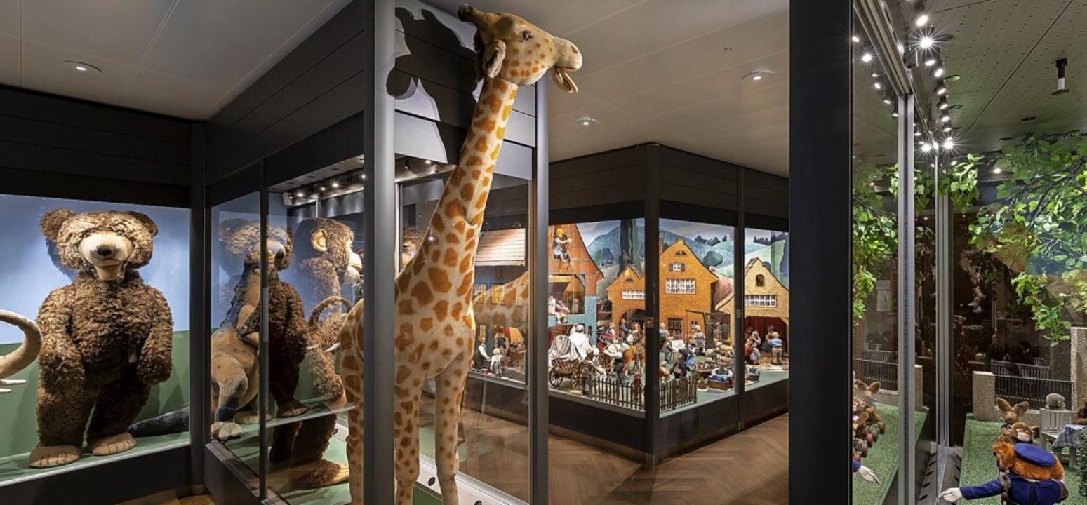 | Foto: Spielzeug Welten Museum Basel