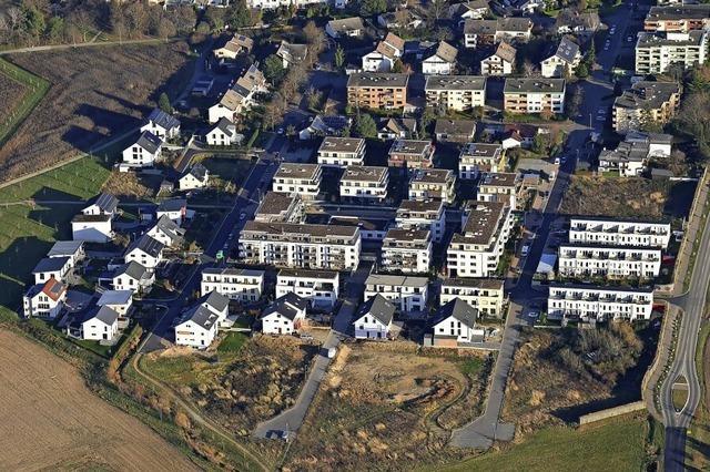 Staufen streitet um Preis für Bauplätze