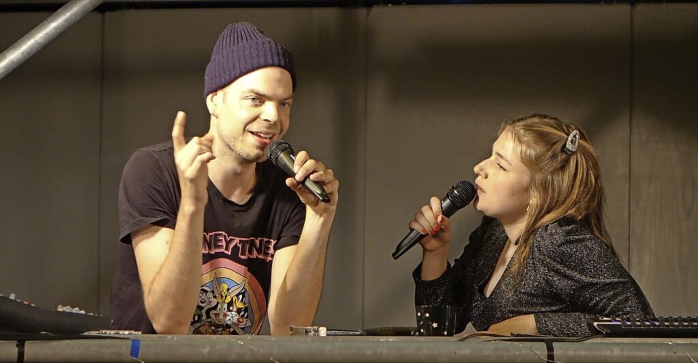 Esther (Esther Kammüller) und Elias (E... ihre Träume, Wünsche und Probleme.     | Foto: Roswitha Frey