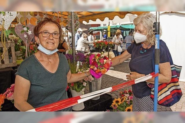 Ettenheimer Wochenmarkt feiert Geburtstag