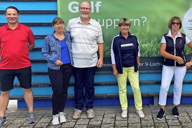 Golfen und helfen in Bad Säckingen