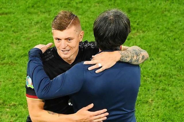 Entscheidung mit Anlauf: Toni Kroos spielt nicht länger für Deutschland