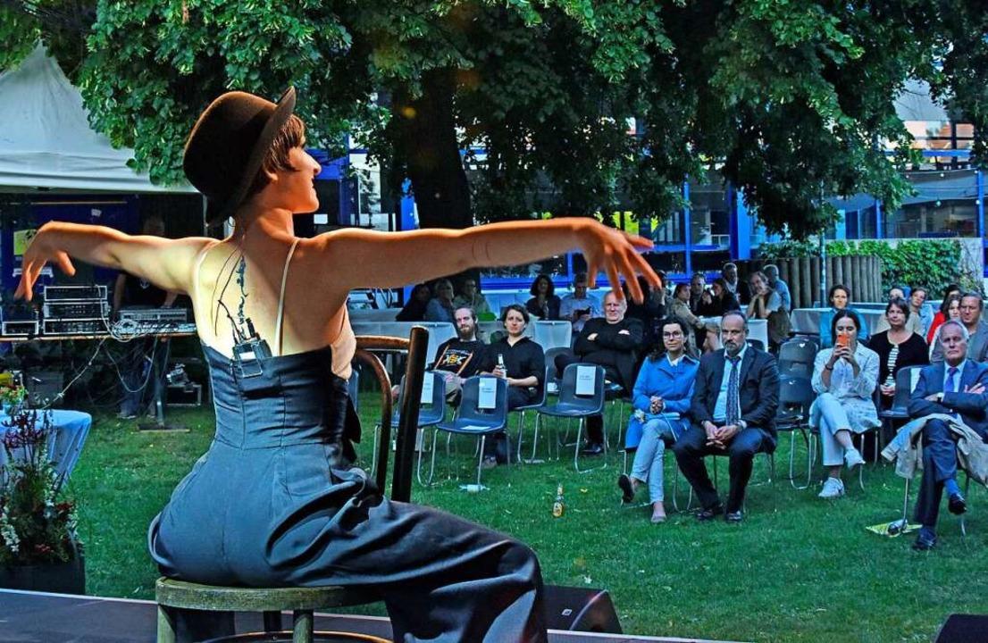 Auf der Bühne: das Mondo Musiktheater  | Foto: Michael Bamberger