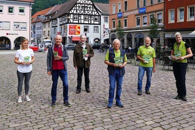 Wandertouren mit Gewinnchance in Waldkirch