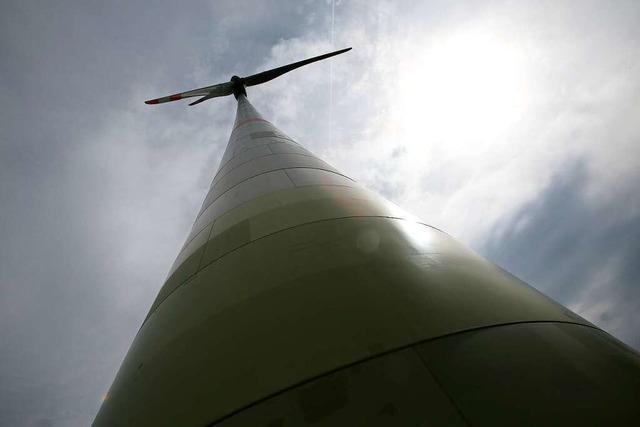 Betreiber eines Windrads auf dem Kallenwald bei Seelbach beantragt neuen Typ