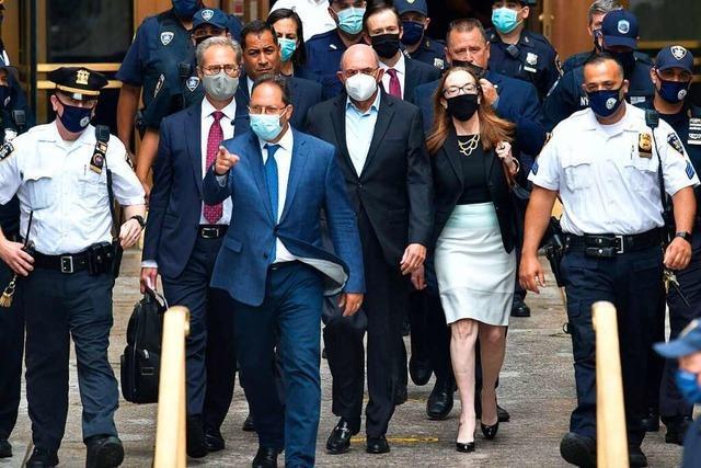 Staatsanwaltschaft erhebt Anklage gegen Finanzchef des ehemaligen US-Präsidenten
