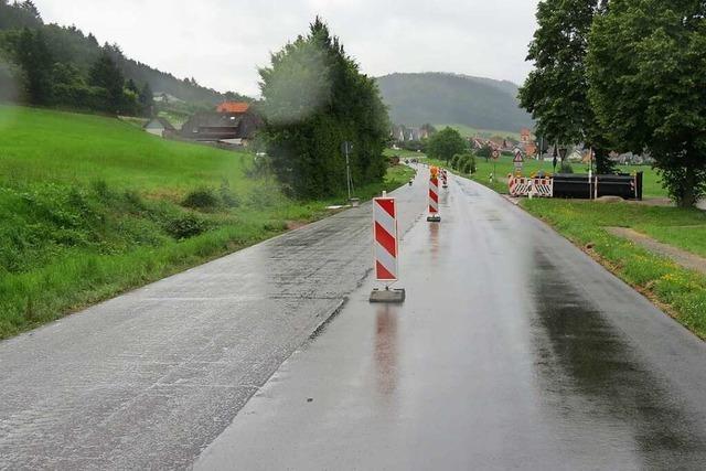 Vierter Abschnitt der L 102-Sanierung bei Seelbach ist abgeschlossen