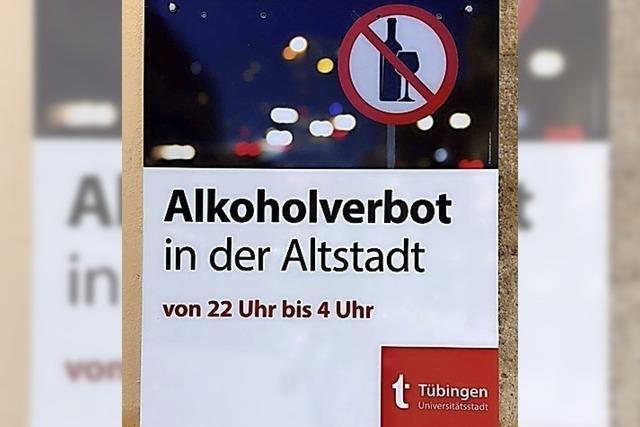 Ist es nicht zu schaffen, wie andere Städte ein Alkoholverbot zu erlassen?