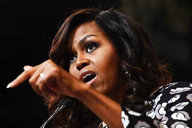 Michelle Obama ist die liebste Sachbuch-Autorin der Freiburger