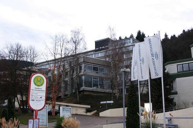 Waldkircher reicht Petition wegen leerer Herzkreislaufklinik ein
