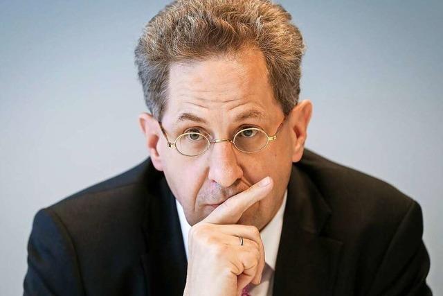 SPD und Grüne kritisieren Schweigen von Laschet zu Maaßen