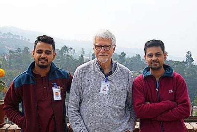 Wittnauer Handchirurg unterstützt Klinik in Nepal