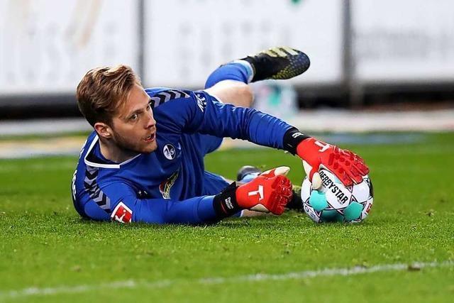 Ex-SC-Keeper Florian Müller ist für Tokio nominiert