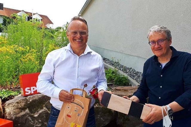 Offenburger Bundestagskandidat führt jetzt auch die Kreis-SPD