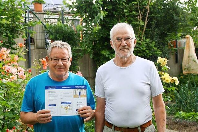 Selbsthilfegruppe wirkt dem Tabuthema Prostatakrebs entgegen