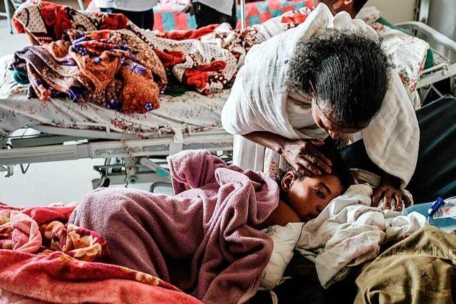 In Tigray sterben nicht nur Menschen, auch die Menschlichkeit stirbt