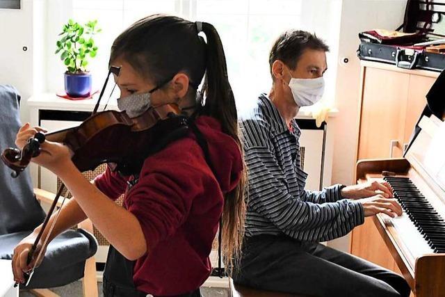 Die Musikschule Lörrach lädt zum Schnuppern ein
