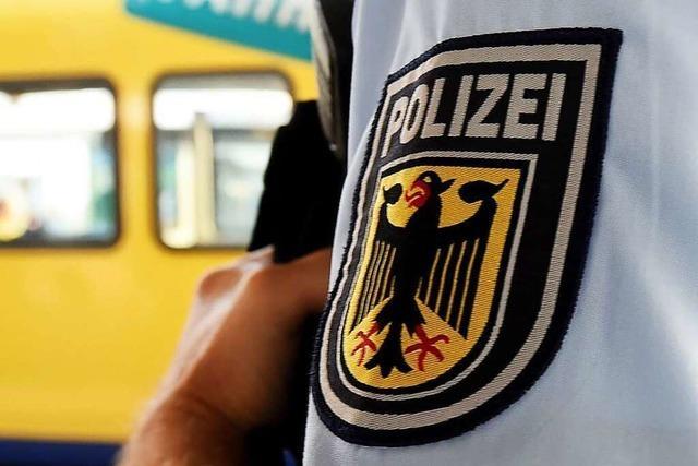 Bundespolizei stellt Wurfmesser im Freiburger Hauptbahnhof sicher