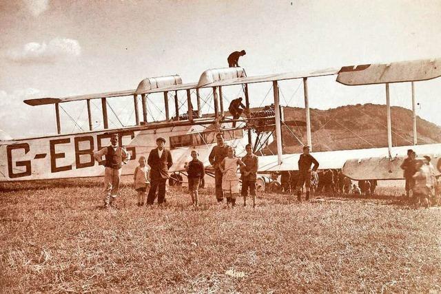 Das Museum Birsfelden erinnert an die Pioniertage der Fliegerei