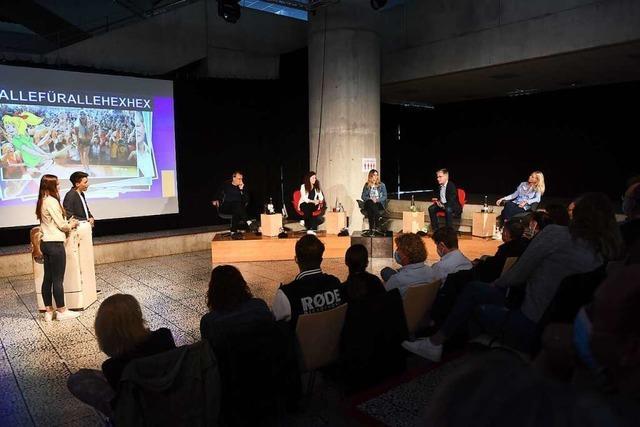 Wie war's beim… Wahlspezial der Freiburger Schüler-Talkshow