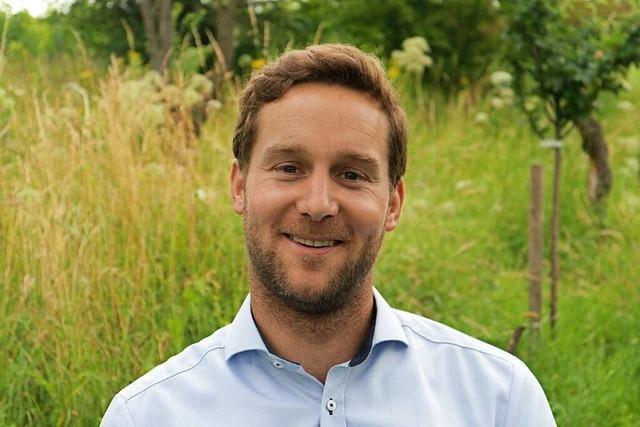 Rundgang mit dem Bürgermeister-Kandidaten Ulli Waldkirch