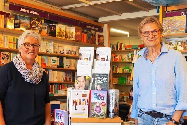 Seit 75 Jahren gibt es die Buchhandlung Lindow in Weil am Rhein