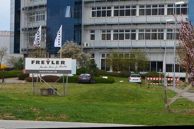 Freyler gründet Gesellschaft für Wohnungsbau