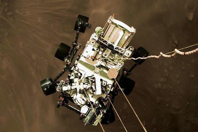 Sexauer Firma Maxon liefert Technik für die Mars-Missionen der Nasa