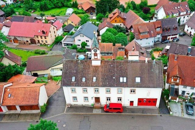 Das Rathaus Wiechs soll gegen Höchstgebot verkauft werden