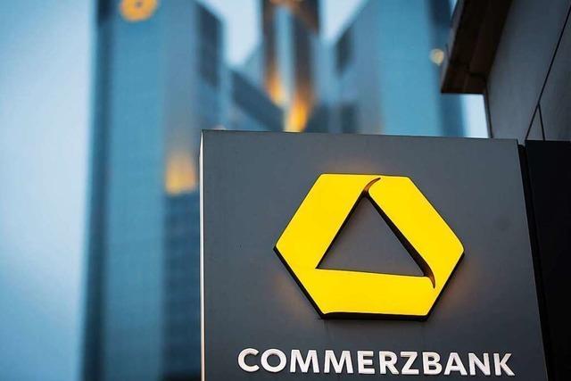 Commerzbank schließt mehrere Filialen in Südbaden