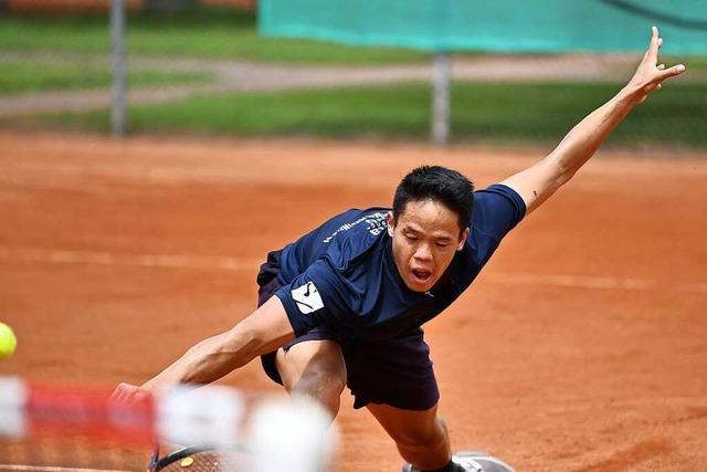 Badenliga: Oberweierer Tennisspielerinnen verlieren in Leimen