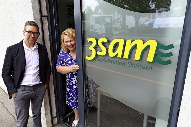 Der Dreisam-Pflegedienst in Freiburg wird 30 – und sucht ständig neue Pflegekräfte