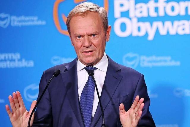 Das Machtmonopol in Polen brechen