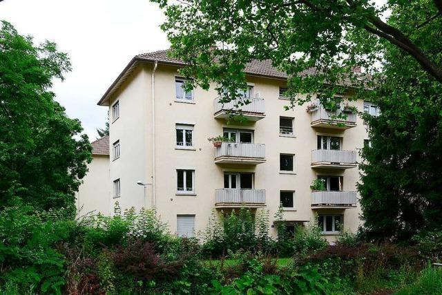 Abriss von Freiburger Bima-Wohnblocks ist für Frühjahr vorgesehen