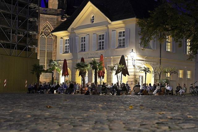 Corona trübt die Bilanz der Alten Wache in Freiburg