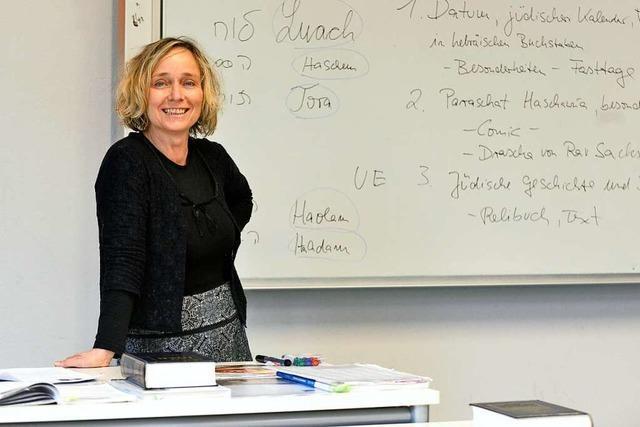 An Freiburgs Goethe-Gymnasium wird jüdische Religion unterrichtet